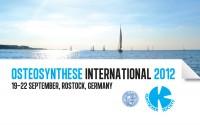 Osteosynthese International 2012, Rostock, Germany