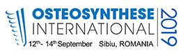 Osteosynthese International 2019, Sibiu, Romania